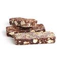 Barras de salchichón de chocolate