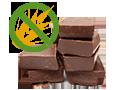 Sabores - Salchichón de chocolate sin gluten