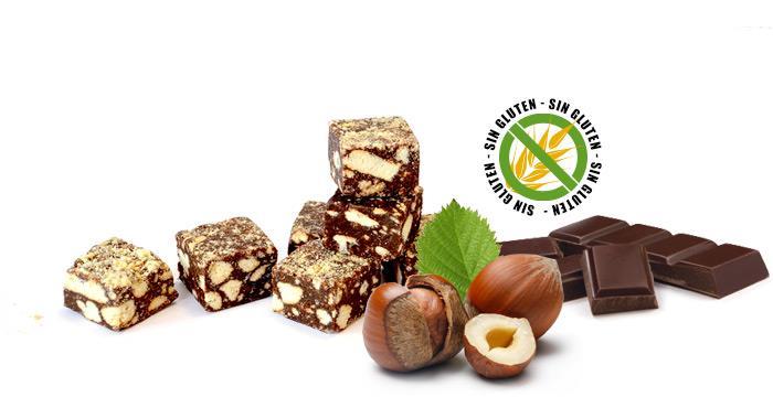 Salchichón de chocolate - Sabores