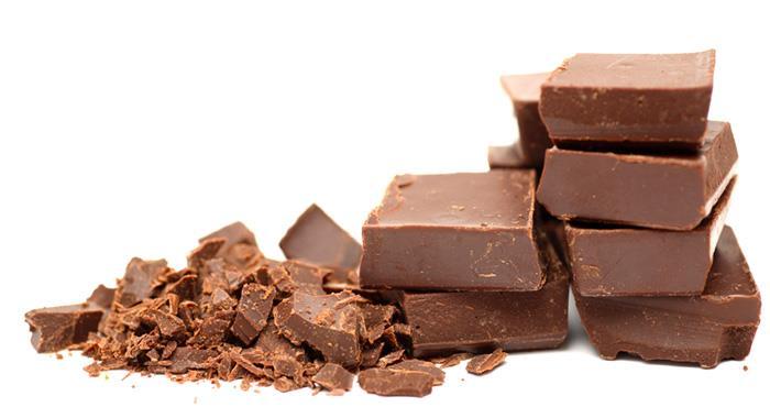 Salchichón de chocolate clásico