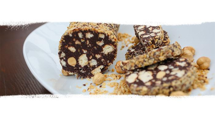 Artesanos del salchichón de chocolate